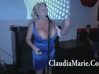 Huge süýji emjekler claudia marie singing and then fucked by bbc