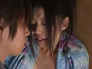 Japonská rodina (brother a sister) pohlaví part02