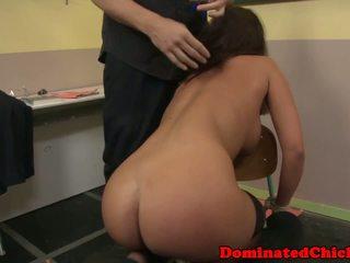 Teacher Tormenting Schoolgirl and Fucks Anal: Free Porn 1c