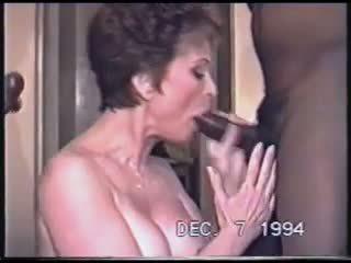 Beautiful MILF Sucks Black Cock, Free Porn e7