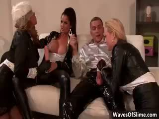 Big Tits Nessa Devil Gets Her Huge Cock Part2