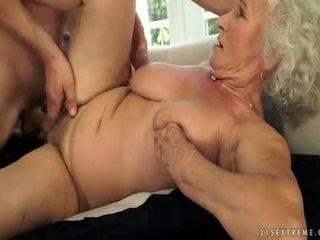 할머니 norma 로맨스