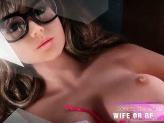158cm LifeLike Real Sex doll - avsextoy.com