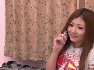 Innocent Japanese Girl Gets Her First Taste Of Dick