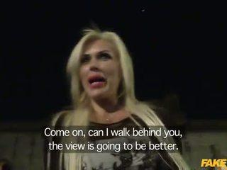 great pov, blonde