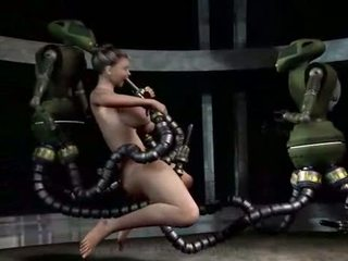 Alien Tentacles Robots Sex