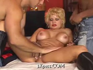 Foursome Bisex Act