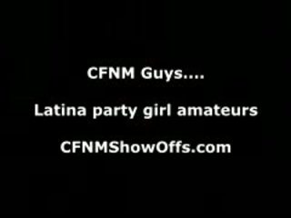 CFNM Guy In Sex Swing Plays Sex Toy For Amateur Girls