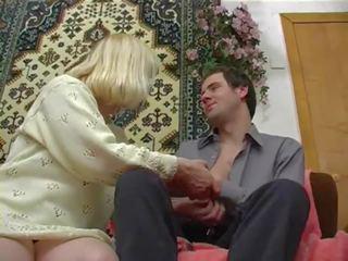 Russian Mature Marta and Boy, Free Mom Porn 2d