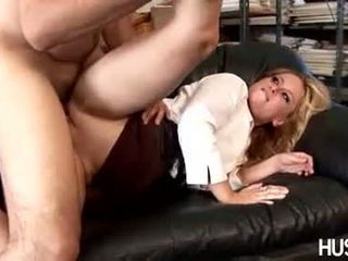 Lusty lover Violet Addamson gets those huge tits cummed after one great fuck