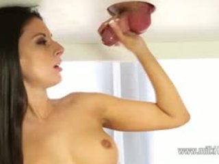 brunette nice, see blowjob, free babe most