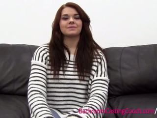 Amateur Teen Anal on Casting Couch - Porn Video 111