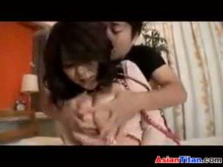 Vyzreté ázijské otrok gets zneužité v the pička