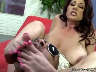 Tiffany mynx sega coi piedi