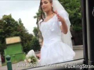 Dumped Bride Amirah Adara Public Fucked