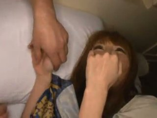 Miku ohashi admires the fellow סיבוב שלה נחמד shagging skills