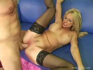 sexe hardcore, fellation, blondes