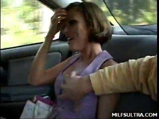 कट्टर सेक्स, milf सेक्स, माँ