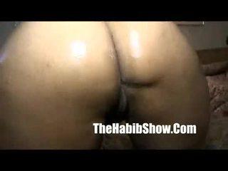 Bib booty thick n juicy Gigi Gary ho fucks with 79st E