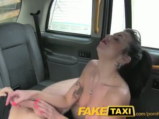 FakeTaxi Stable owner gets the ride of...