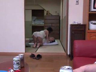Rina ooshima appreciates multiposition xxx で ザ· living 部屋