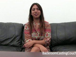 Mexikói tini első anális és beleélvezés