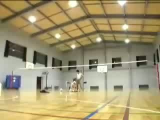 Japanese Volleyball Training Video