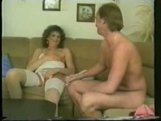 vintage, hd pornô, alemão