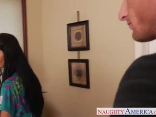 Lustful μαμά σε καλτσόν ava addams γαμήσι