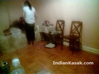 Indisch punjab universiteit koppel neuken hard in slaapkamer