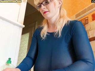 blondes, big boobs, big natural tits