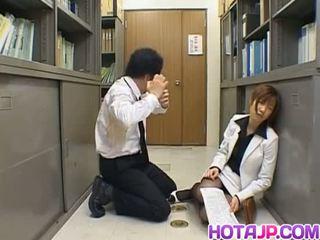 Misaki inaba kissed på nylon