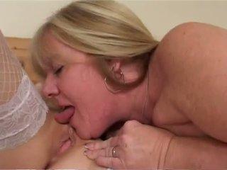 British Lesbo Grannies 3, Free Lesbian Porn 20