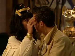 Cleopatra Anal and Facial