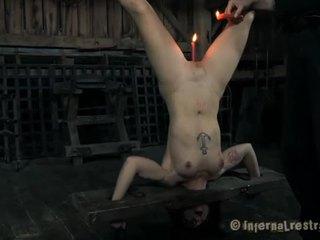 Hardcore clamping di caldi jugs