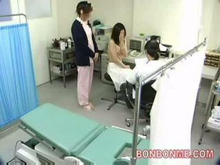 Spycam के लिए विभाग की gynecology और obstetricscreampie