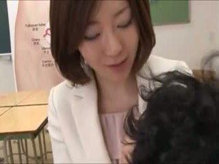 japānas, grupu sekss, māte