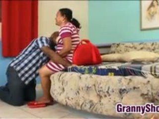 bbw, סבתא 'לה, מציצה