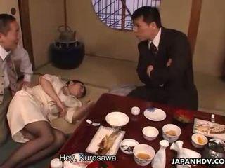 मुखमैथुन, अनुभवहीन, जापानी