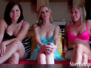 I will Make You Dress Like a Total Sissy Slut: Free Porn 11