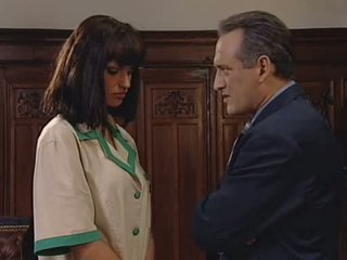 Anita bionda seduces suo boss video