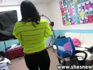 Busty Cuban Latina Hottie Luna Star Pov Blow Job