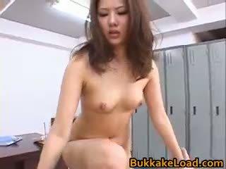 Aya matsuki rallig asiatisch puppe enjoys sex part1