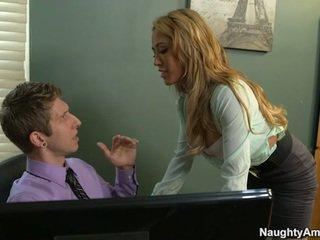 hardcore sex, șef, sex