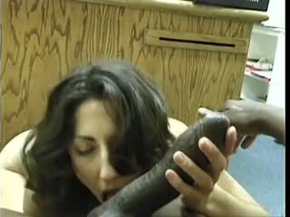 Asian-pakistani brunetka sucks duży czarne dravidian chuj
