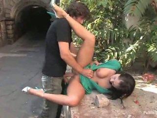 hardcore sex, hard fuck, outdoor sex