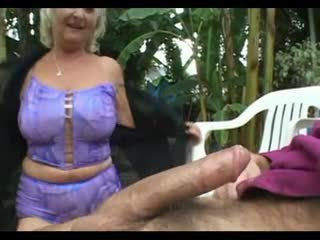 Granny Anastasia Fucked By Young Man