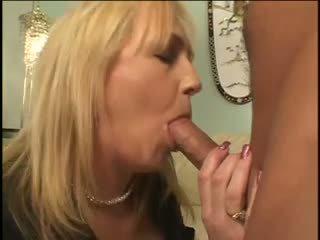 Maminka a chlapec