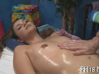 18 year old floozy gets drilled hard