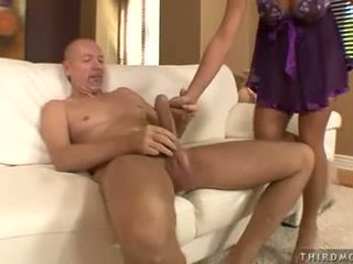 Aubrey Adams Thumps An Awesome Schlong All Unyielding In Her Juicy Hot Mouth